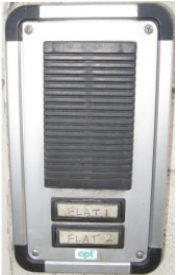 STR door intercom